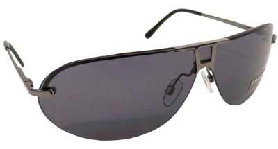 New York Frameless Sunglasses